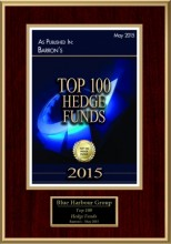 Top 100 Hedge Funds May 2015