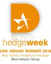 HedgeWeek USA 2016 - Best Activist Hedge Fund_official