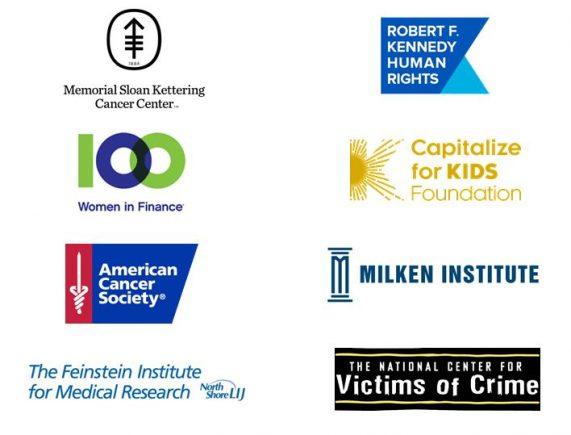 Philanthropic Foundation icons